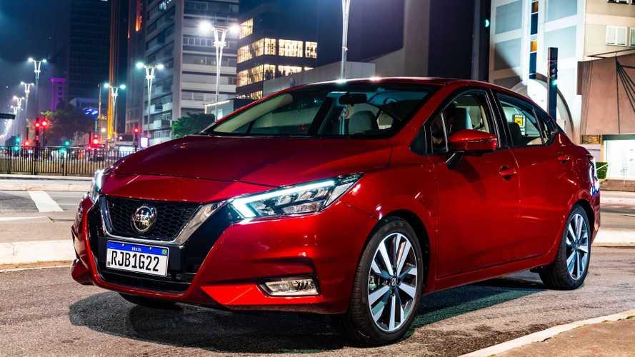 Novo Nissan Versa 2021 é lançado no Brasil; veja preços, versões e equipamentos