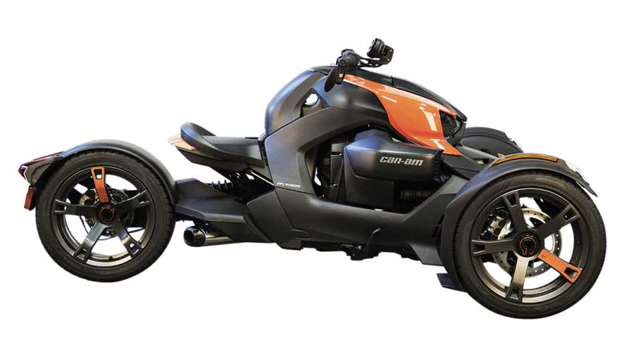 Recall: The Can-Am Ryker Could Lose A Front Wheel