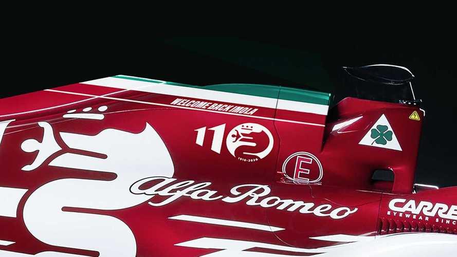 Alfa Romeo C39, GP dell'Emilia-Romagna 2020
