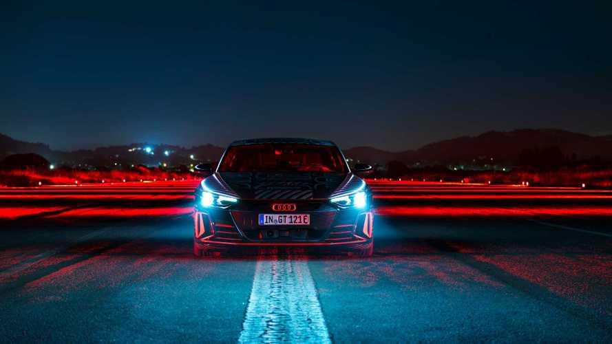 """Audi, ecco perché la e-tron GT è """"il capolavoro"""""""