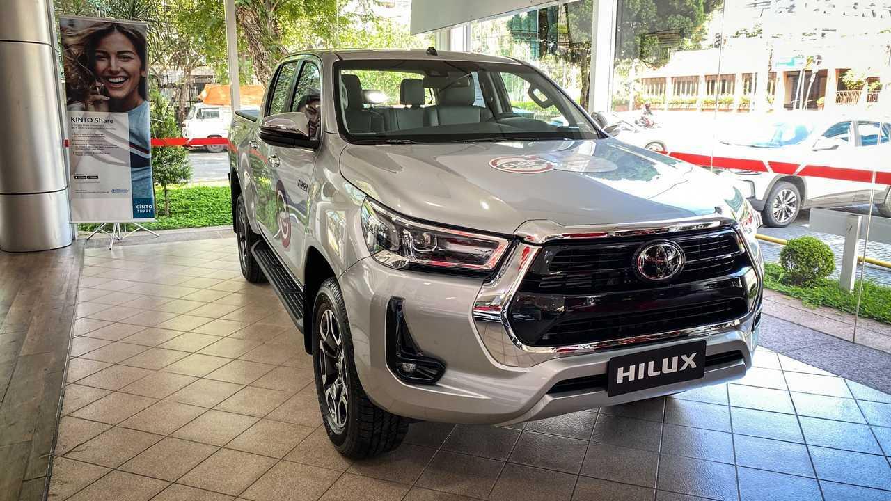 Nova Toyota Hilux 2021 Motor1 (11)