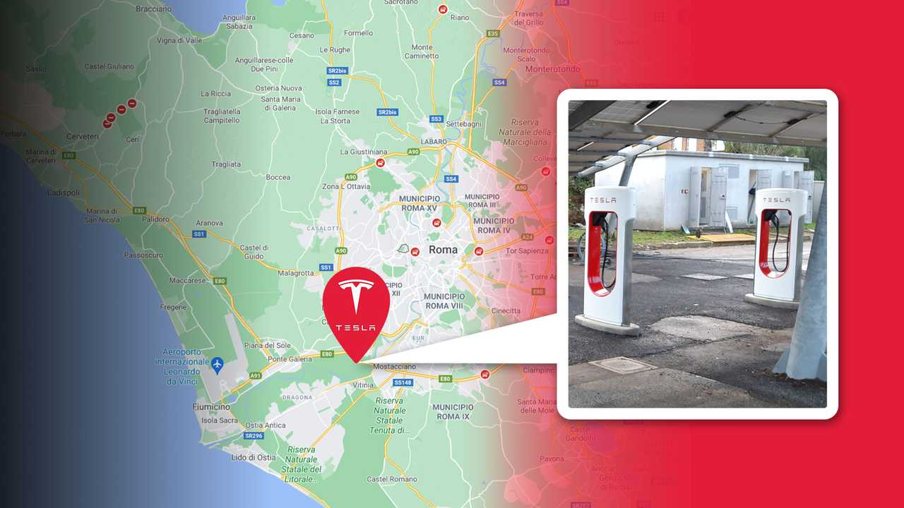supercharger Roma