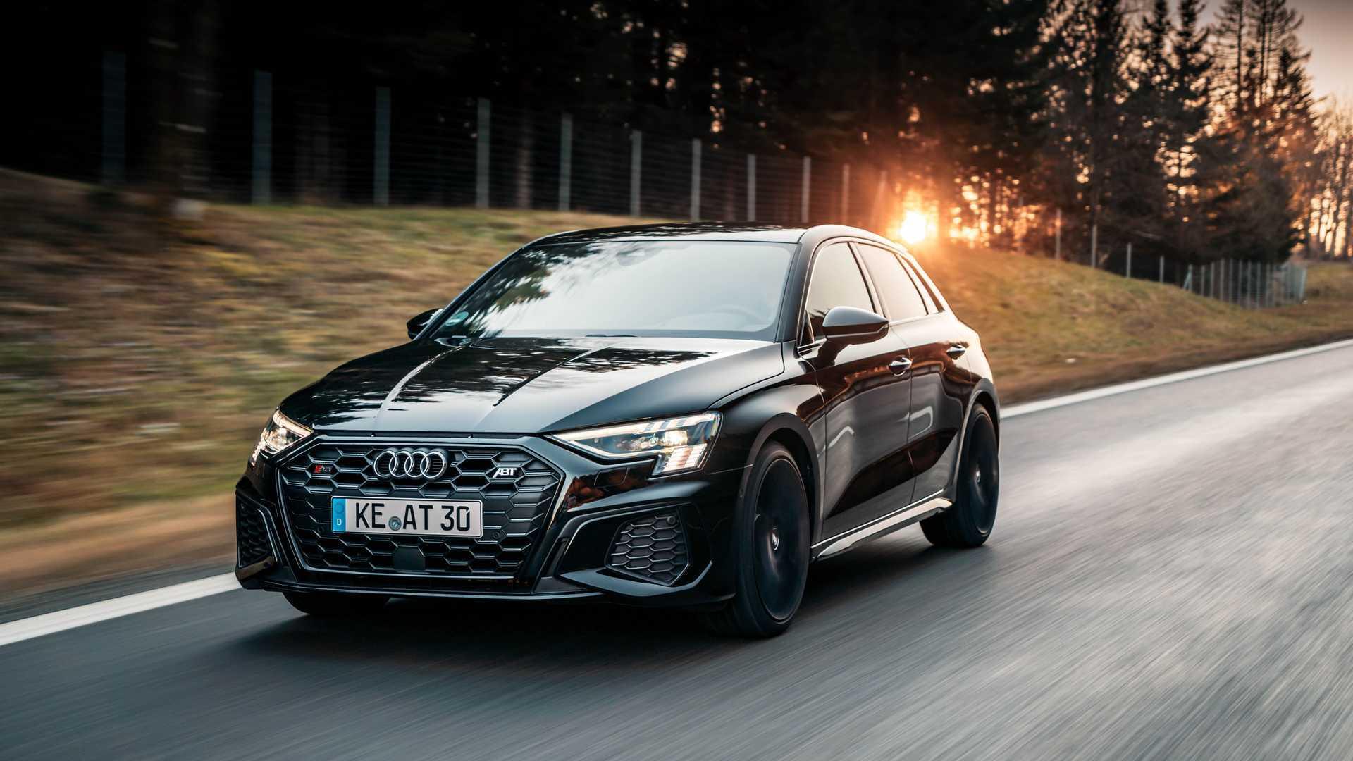 Tuner Abt Garap Audi S3 Performa Mesin Naik Kelas