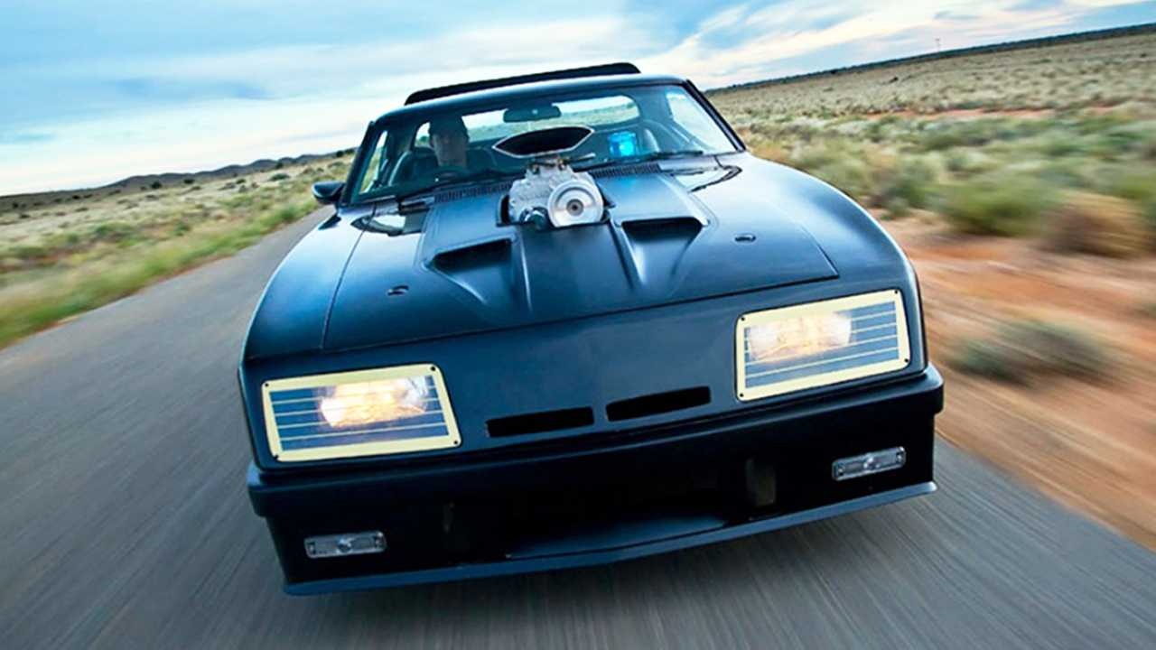 Ford Falcon V8 Interceptor Mad Max