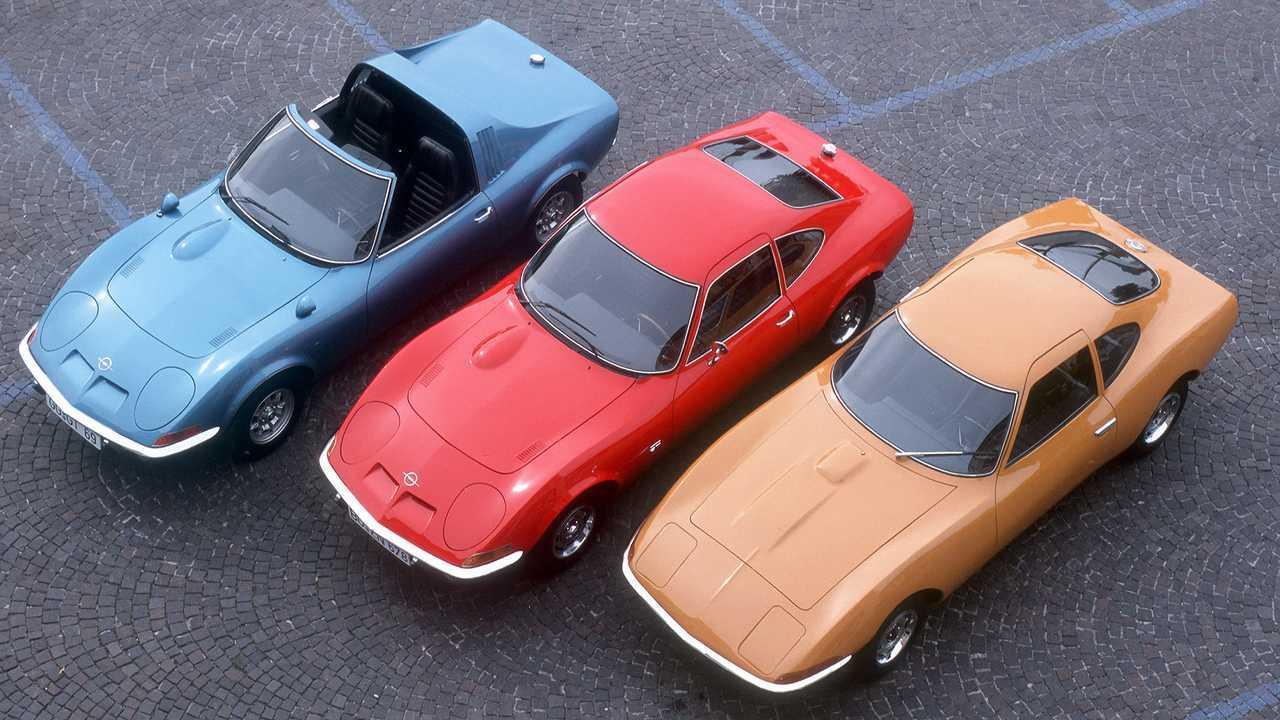 IAA 1969 Rückblick: Opel Aero GT