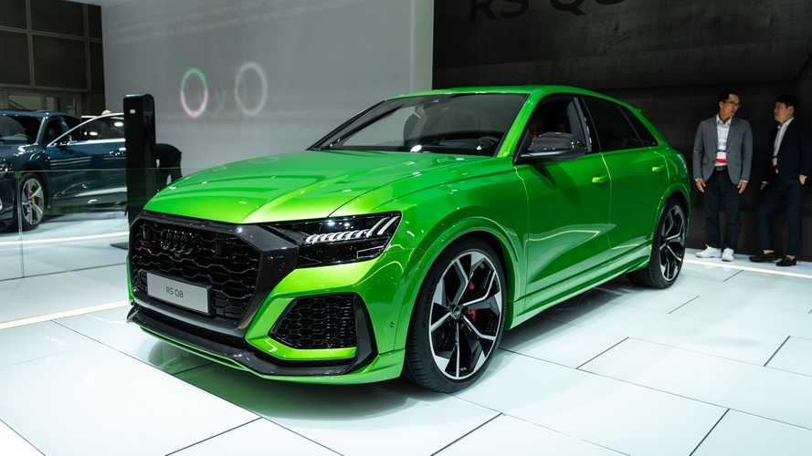 Audi RS Q8 Debuts With The Same Top Speed As The Lamborghini Urus