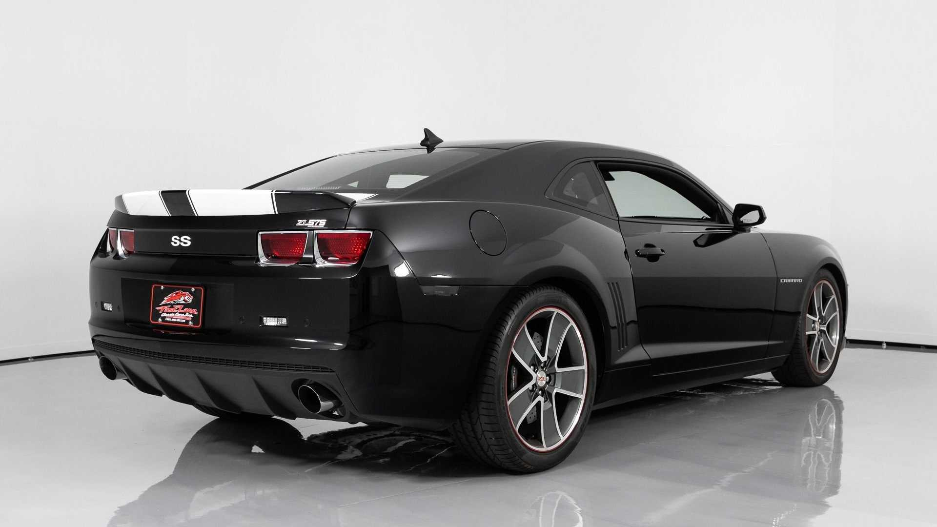 "[""Roast Tires In A Rare Supercharged 2010 Chevy Camaro ZL575""]"