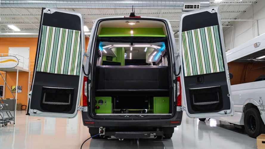 Advanced RV Baja, un Mercedes-Benz Sprinter muy especial