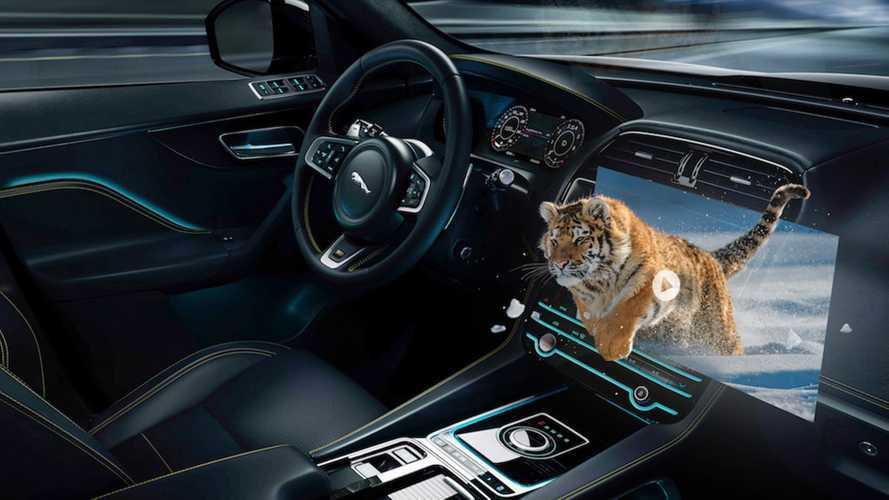 Jaguar Land Rover 3D Tech