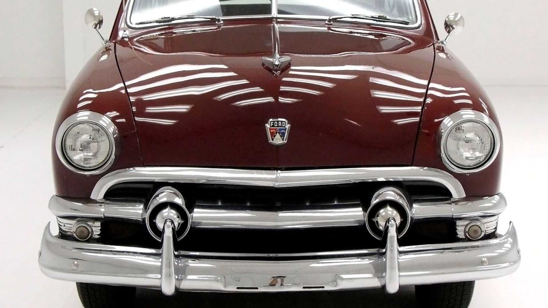 """[""""Does $20K For A 1951 Ford Custom Whet Your Appetite?""""]"""