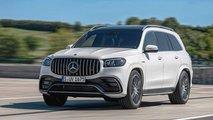 Mercedes-AMG GLS 63 (2020): XXL-Power-SUV debütiert als Mildhybrid
