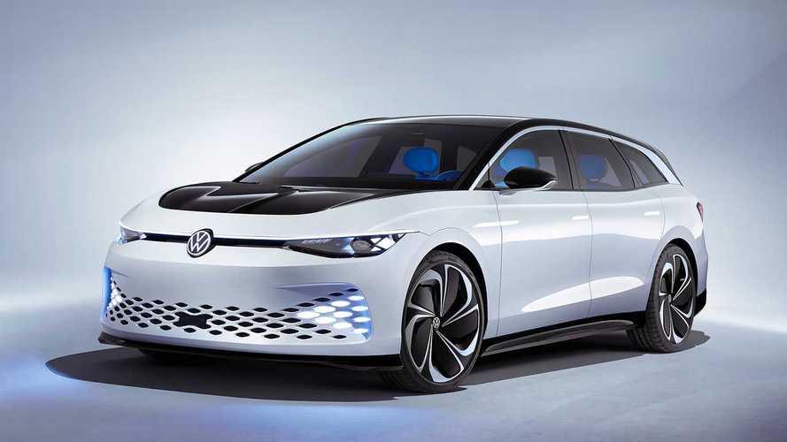 VW ID. SPACE VIZZION: Der Elektro-Kombi startet Ende 2021