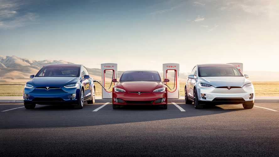 Tesla To Install V3 Superchargers On New Jersey Turnpike