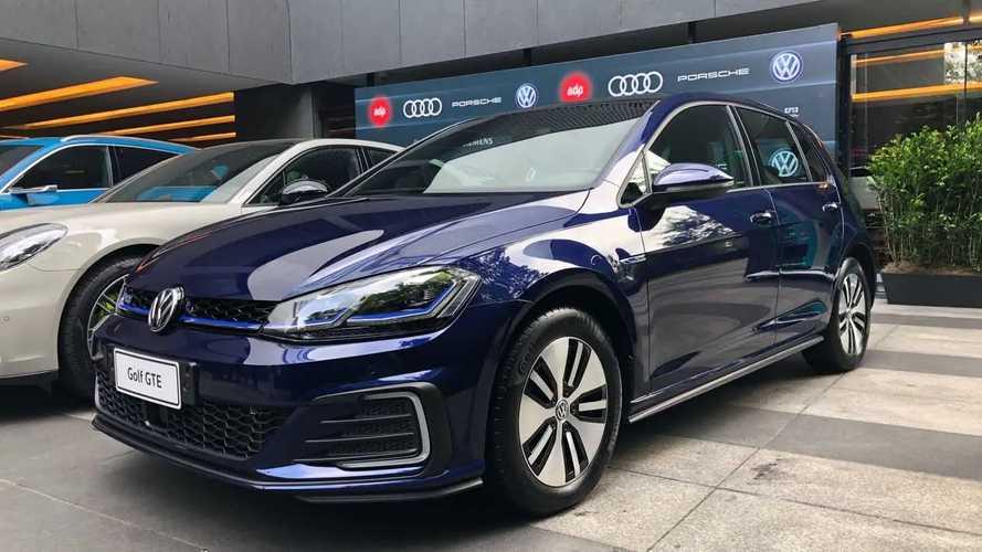 Volkswagen Golf GTE (BR)