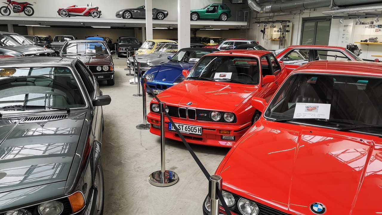 Réserve BMW