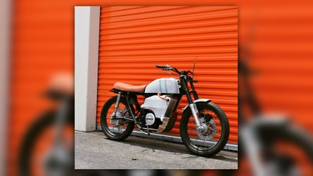This Electric Honda CB200 Has Some Sizzle