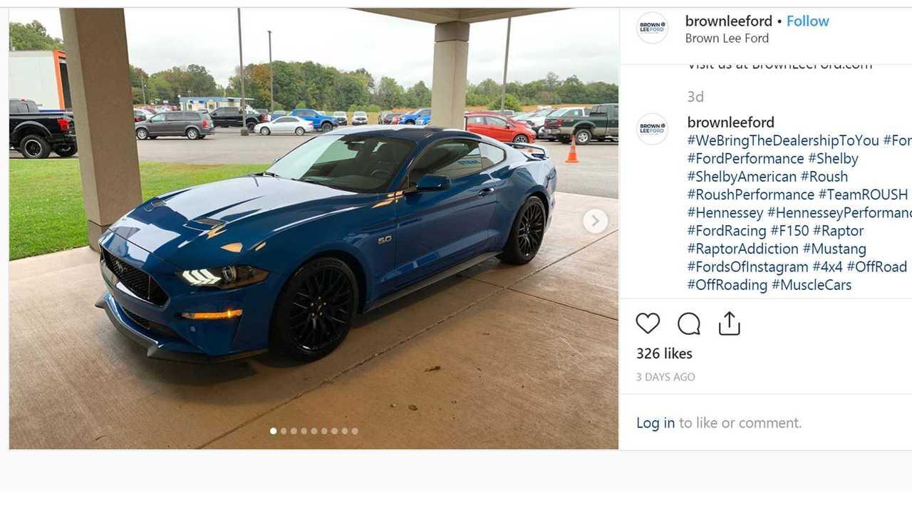 700-HP Mustang $39,995