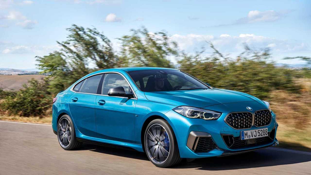 2020 BMW 2er Gran Coupé offizielle Fotos