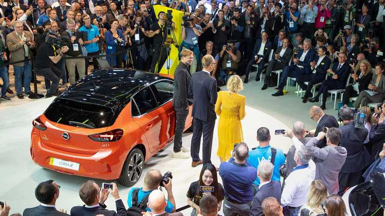 Auto elettriche al Salone di Francoforte 2019
