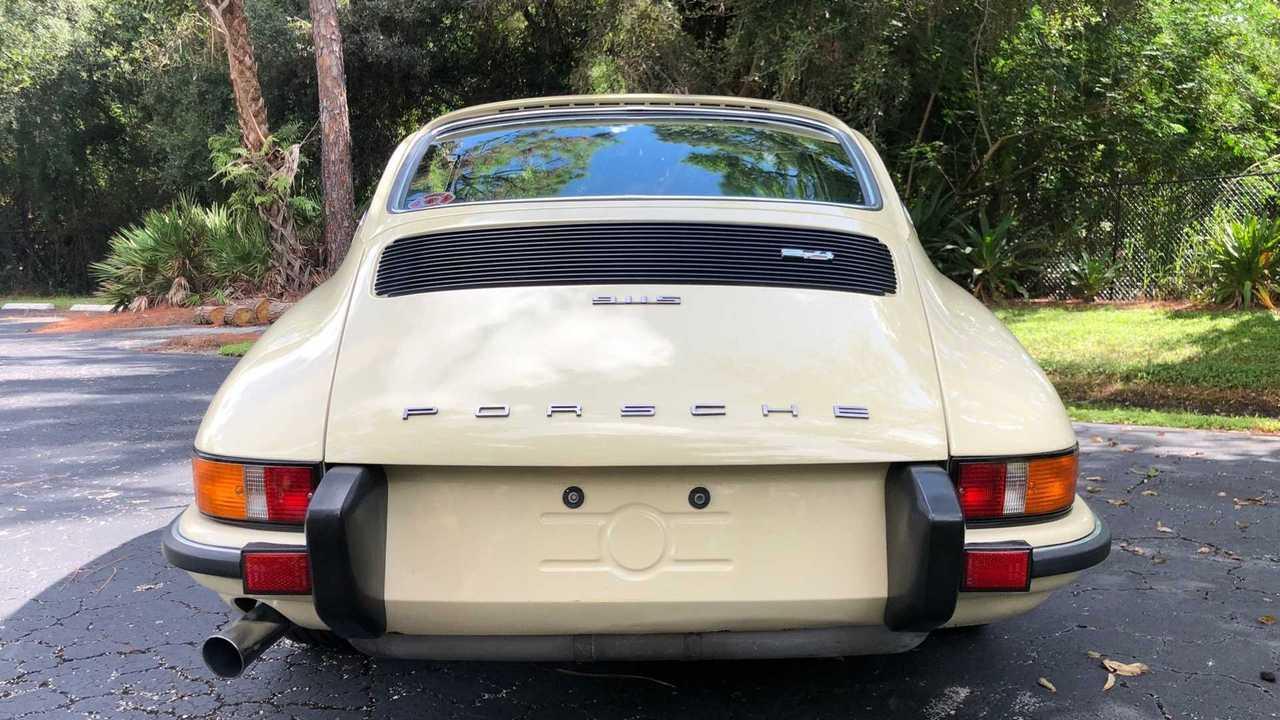 Nab This Beautiful 1973 Porsche 911S Barn Find