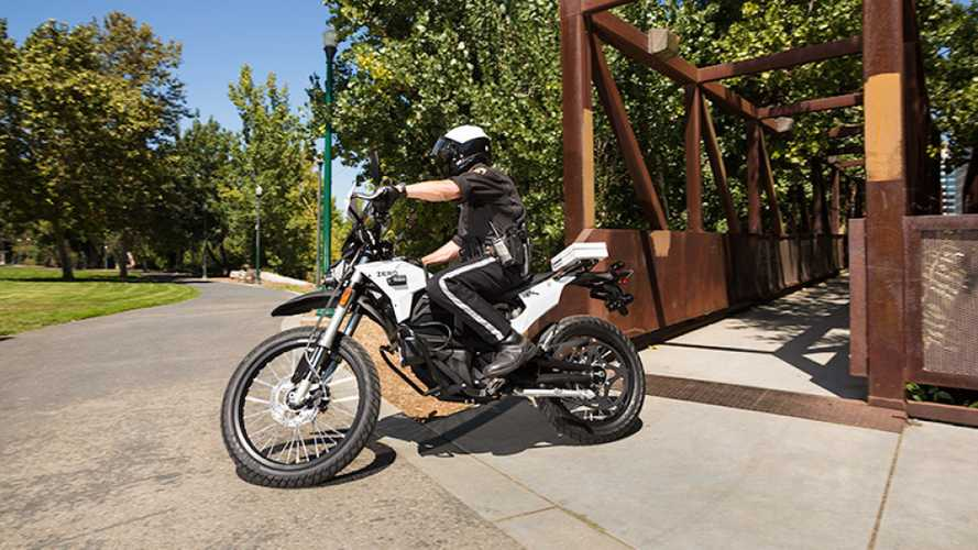Goodyear, Arizona To Try Electric Police Bike