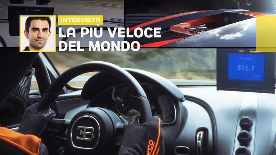Bugatti a 490,48 km/h: un record al di là dei sogni