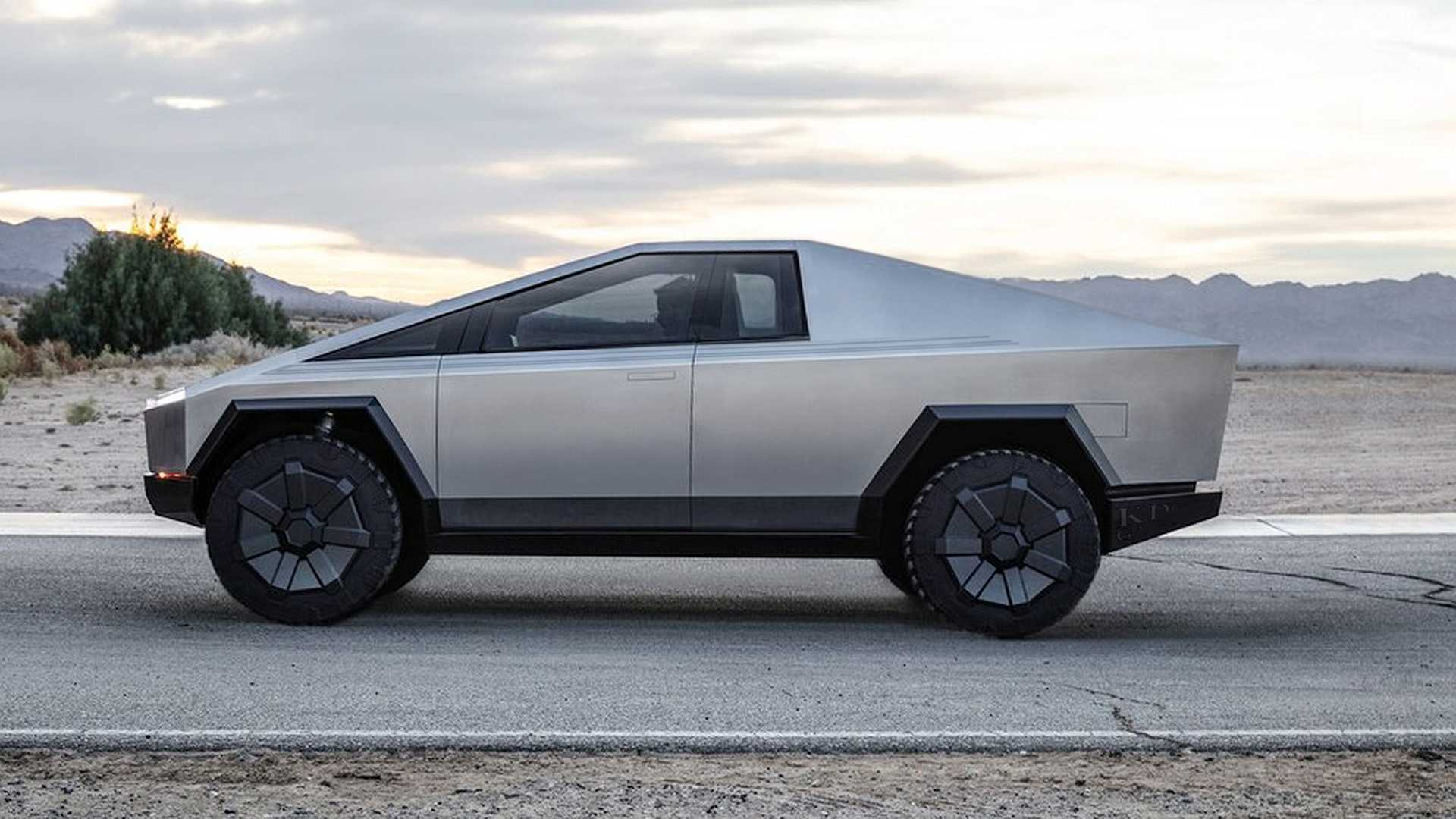 Tesla van