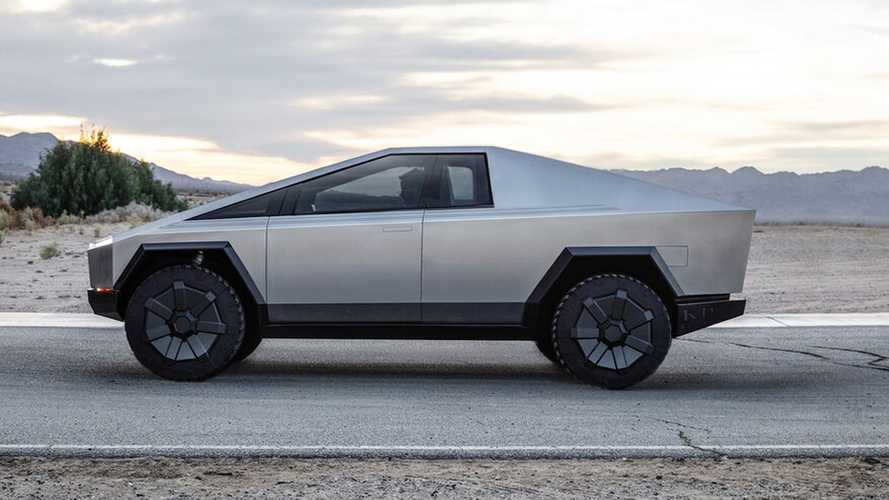 Tesla Cybertruck Renderings Reimagine It As A Wagon, Two-Door