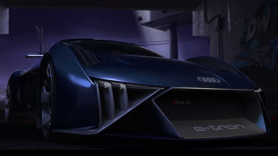 Why Does The Audi RSQ e-tron Concept Thinks It Is A Tesla?