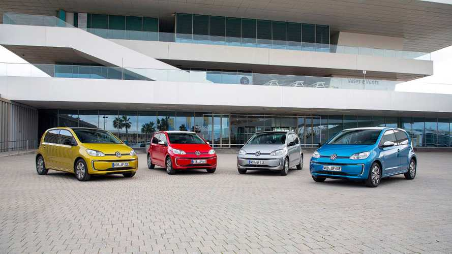 Volkswagen Gets 20,000 Orders For e-up! Within Three Months
