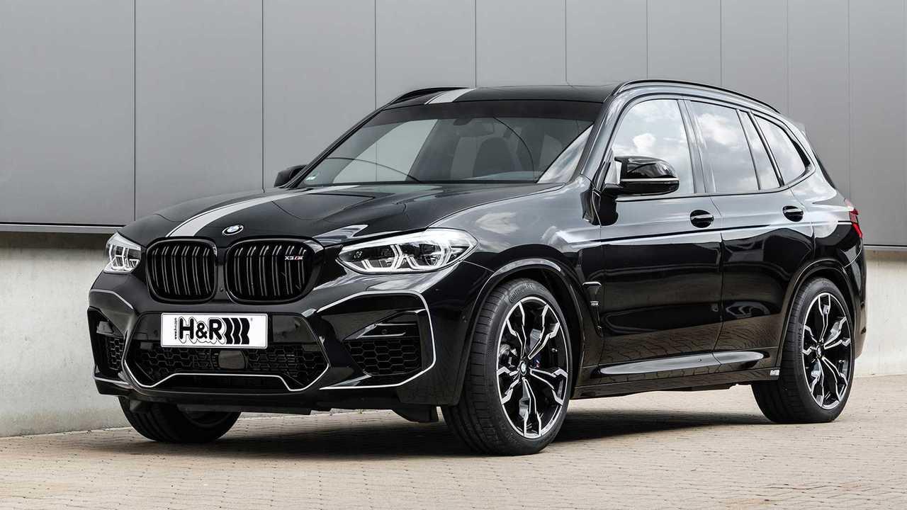 H&R BMW X3 M