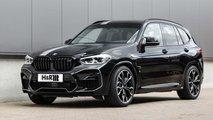 H&R-Sportfedern für den neuen BMW X3 M