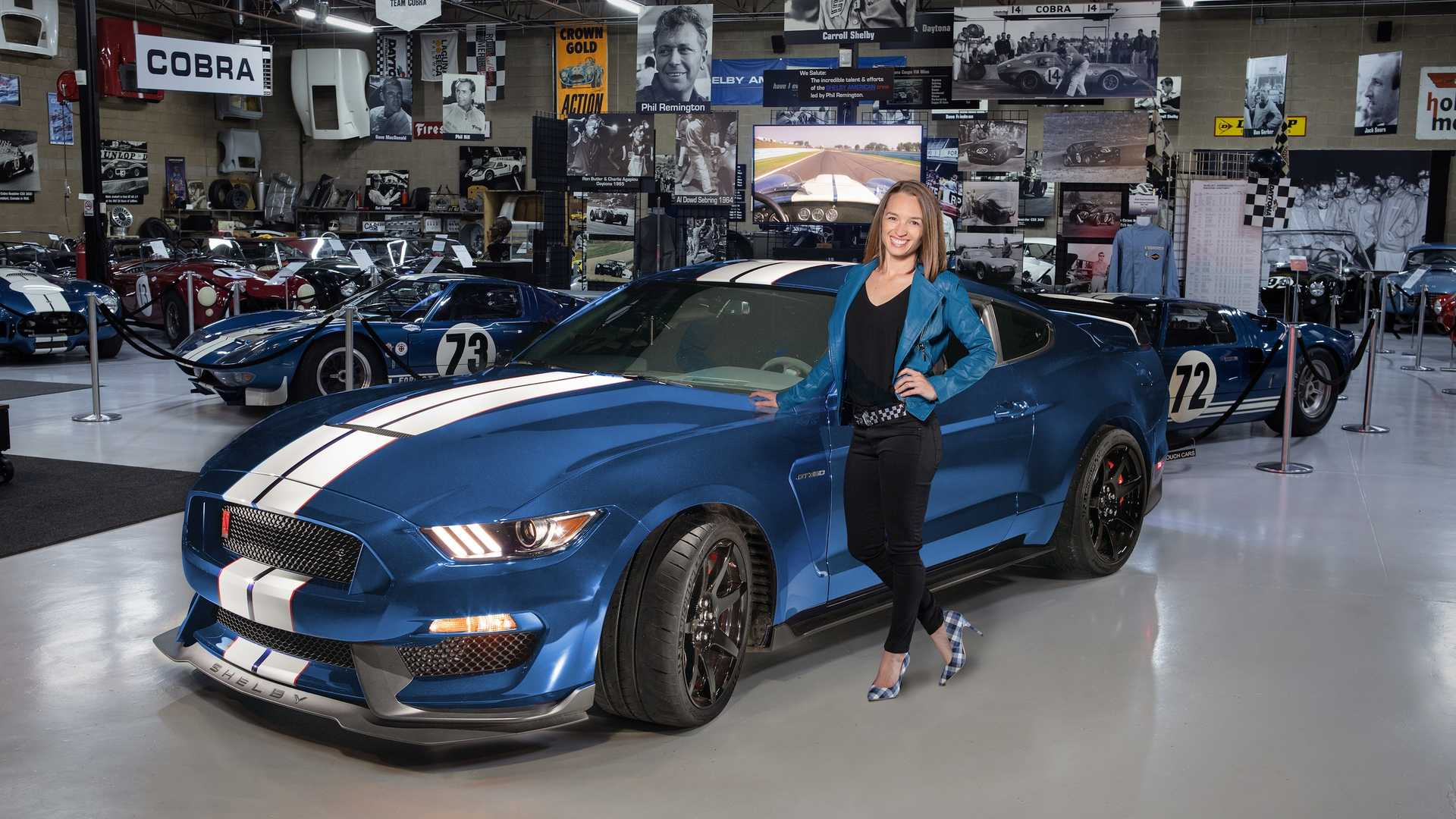 Last Chance To Win A 2019 Shelby GT350R!