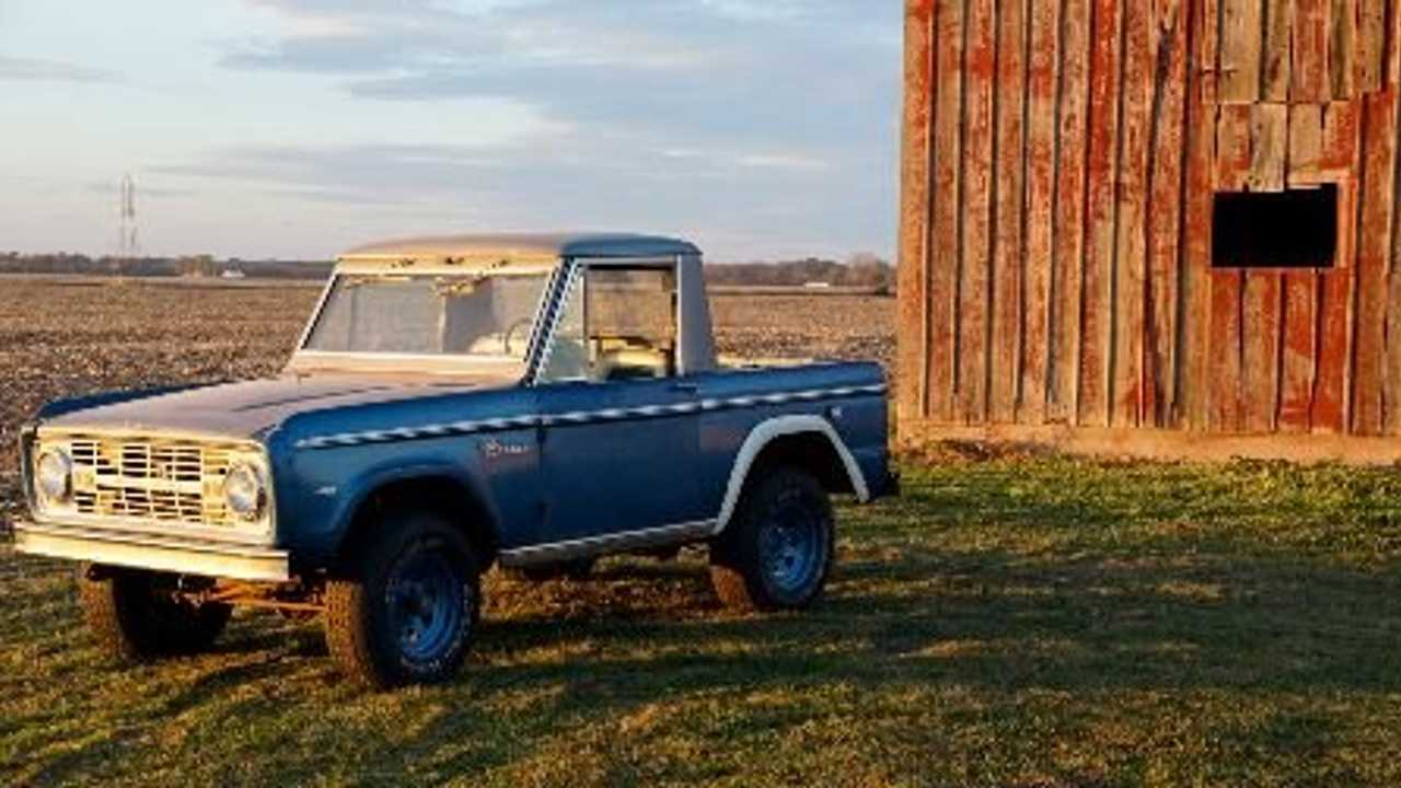 Very First Bronco Ever Built Has Ties To Carroll Shelby