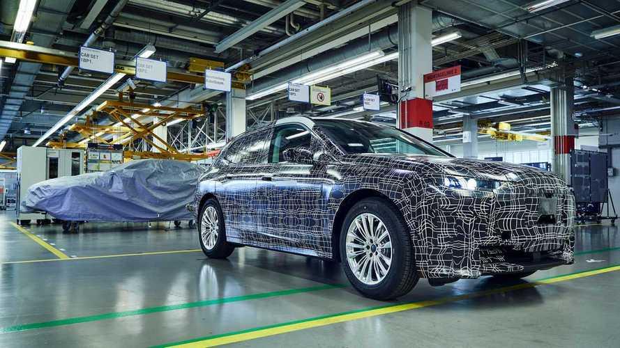 579 kilométeres hatótávolsággal debütálhat a BMW iNext