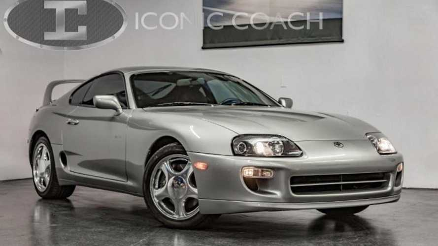 1998 Toyota Supra for £385,000