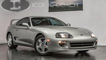 1998 Toyota Supra for $499,999