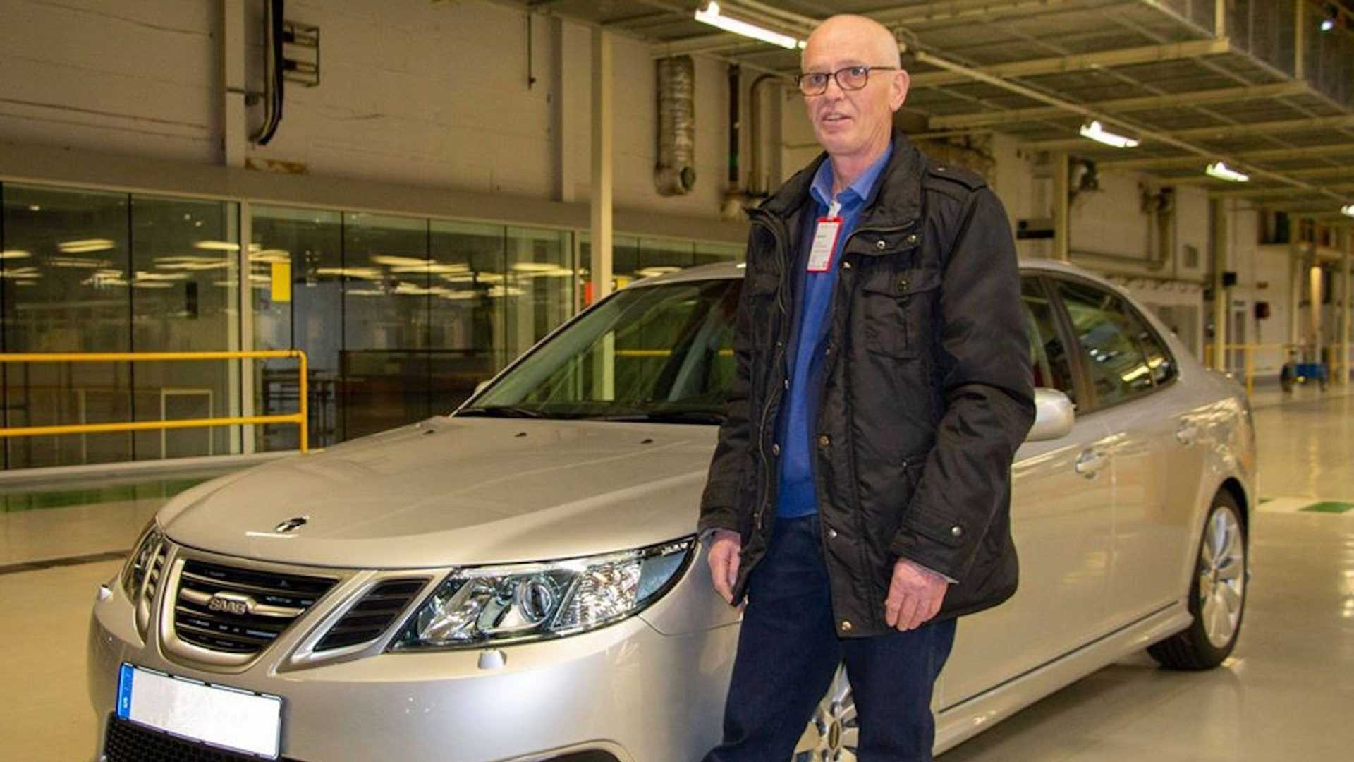Meet The Man Who Bought The Last Saab For 48 200