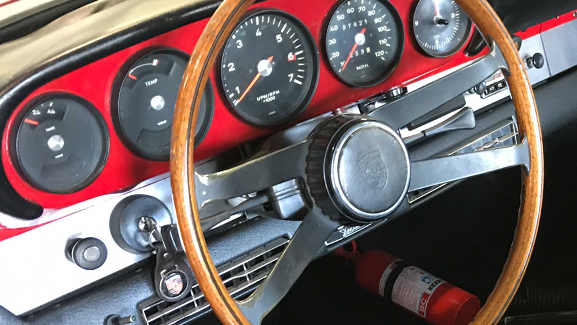 """[""""Check Out The Restoration Of This 1968 Porsche 912""""]"""