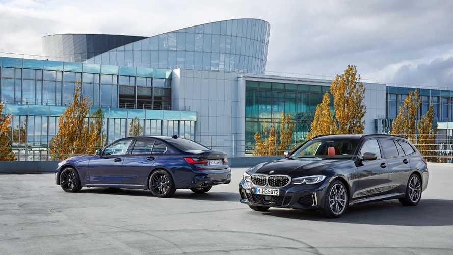 BMW M340i xDrive Touring 2019