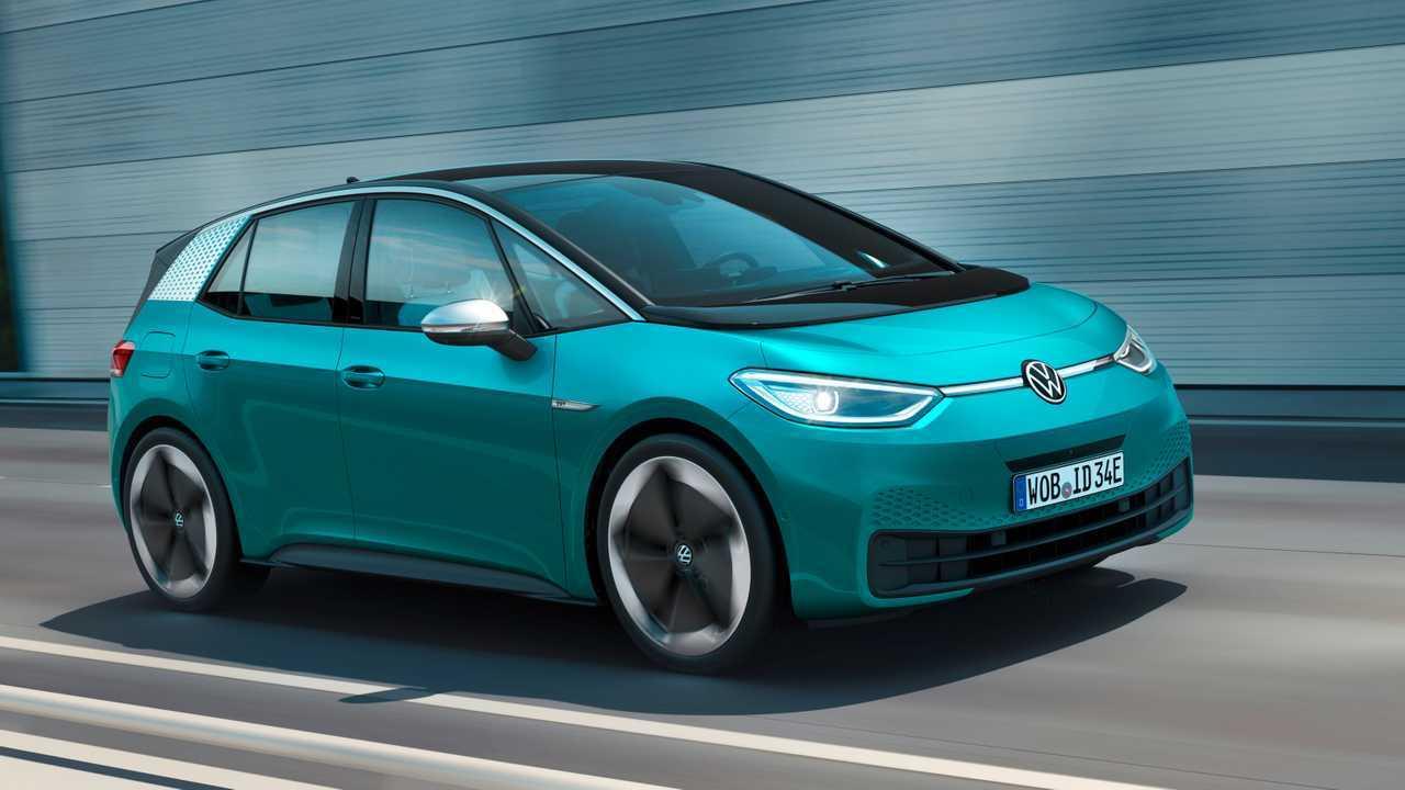 VW ID.3 (fino a 550 km)