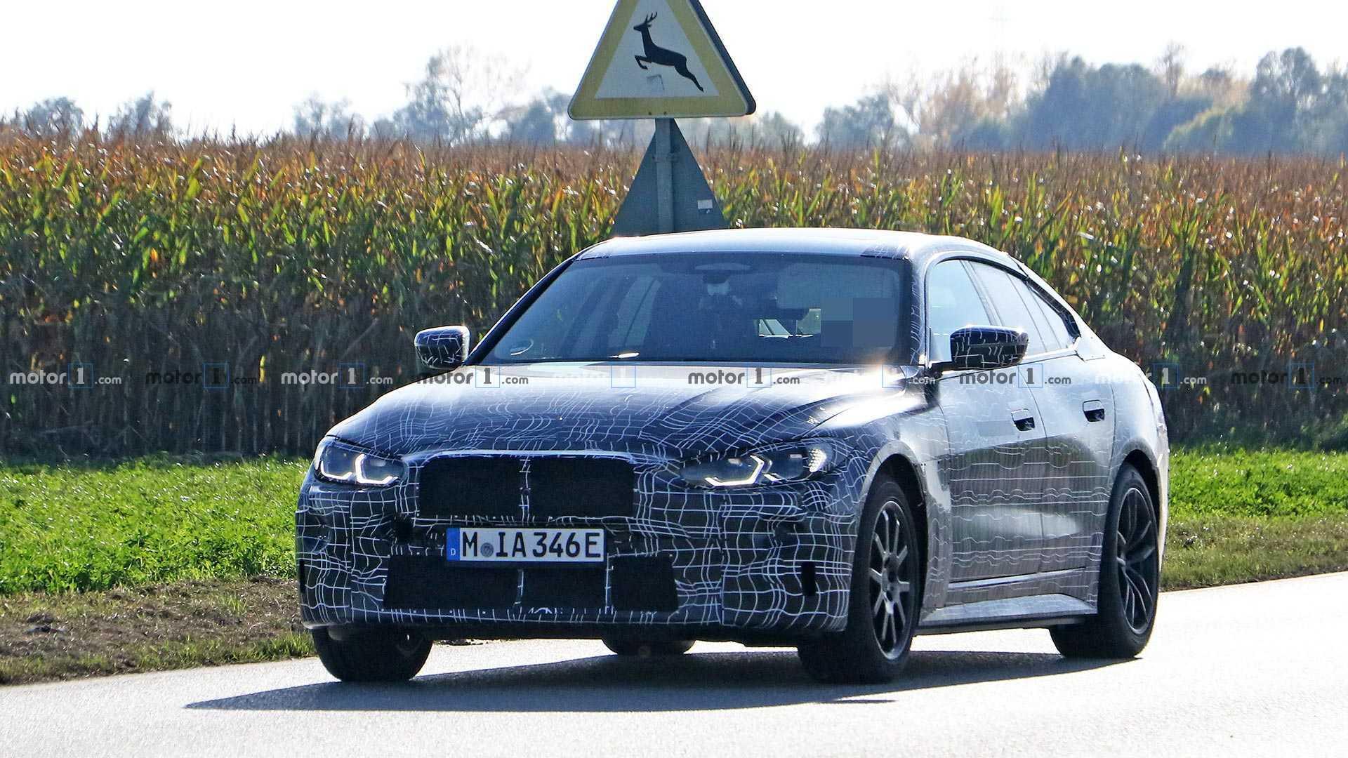2021 BMW i4 81