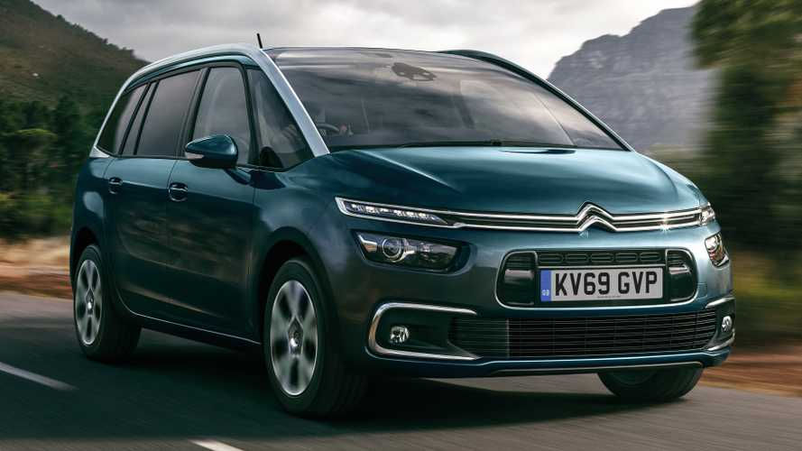 Citroen bestows Grand C4 Spacetourer with new kit for 2020