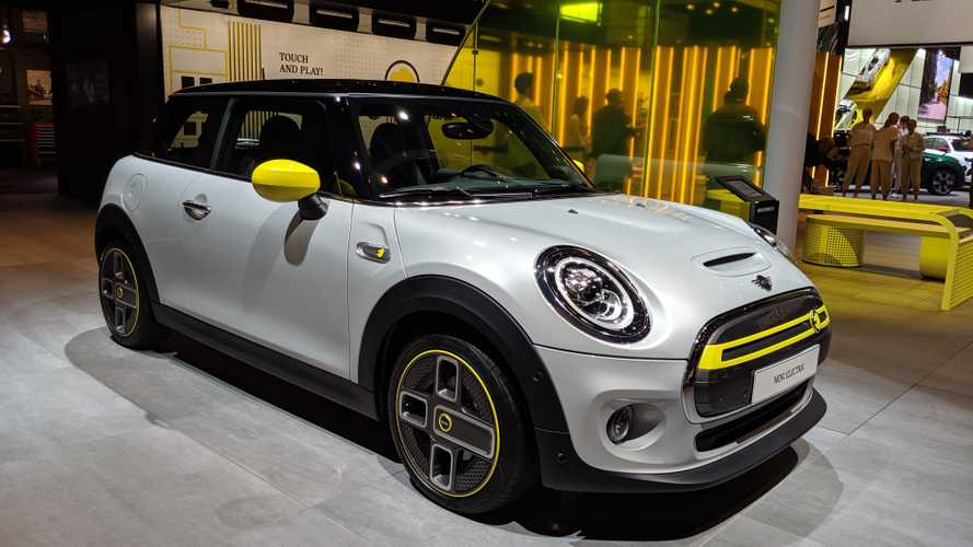 Almost 80,000 customers expressed 'keen interest' in MINI Electric