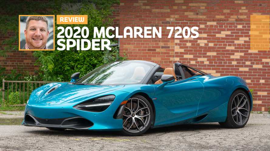2020 McLaren 720S Spider Review: Superstar Supercar