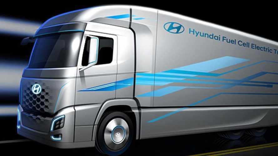 Hyundai, un nuovo impianto per la produzione di idrogeno