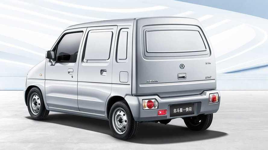 Opel, torna la Agila, ma è un furgoncino elettrico