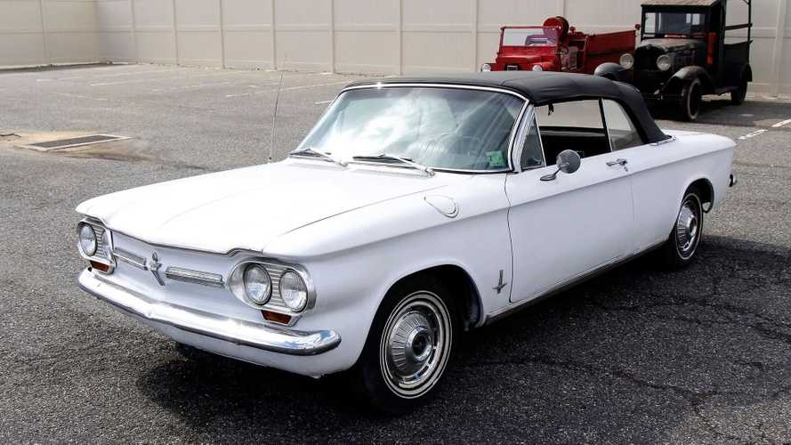 Budget 1962 Chevy Corvair Convertible Seeks Mechanic
