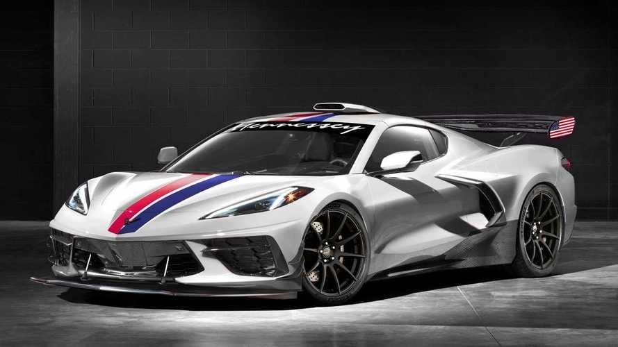 Hennessey прокачает новый Corvette до состояния монстра