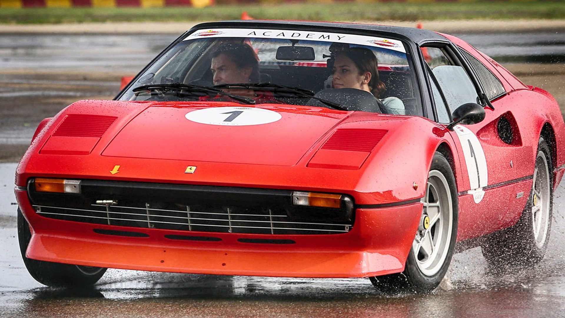 Take Driving Lessons Behind The Wheel Of A Vintage Ferrari Motorious